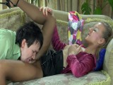 Barbara and Rolf secretary pantyhose action