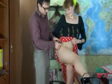 Marina and Rolf stockings sex clip