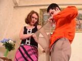 Irene and Adam vicious nylons clip