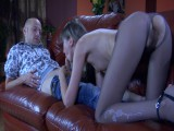 FlorenceA and Cornelius seductive anal nylons episode