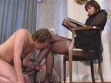 Mirabel and Gilbert live tights show