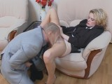 Ninette and Adrian great stockings clip