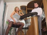 Alice and Frank wicked stockings clip