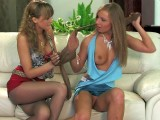 Helga and Sylvia great hose video